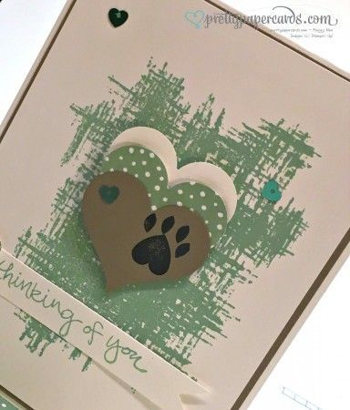 Doggie Sympathy Card ... - Pretty Paper Cards