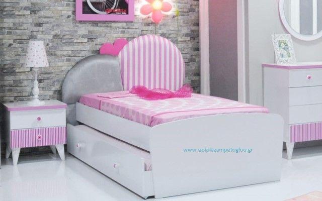 Παιδικό Κρεβάτι Eliza-106