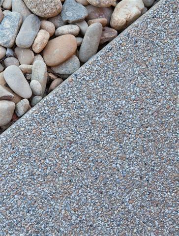 Goulburn Mix exposed aggregate path  http://www.mawsons.com.au/home