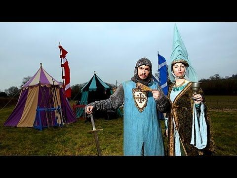 Medieval Lives - Episode 1: The Peasant (History Documentary) Medieval Lives...Knights in shining armor, damsels in distress, pious monks... Nonsense. The Mi...