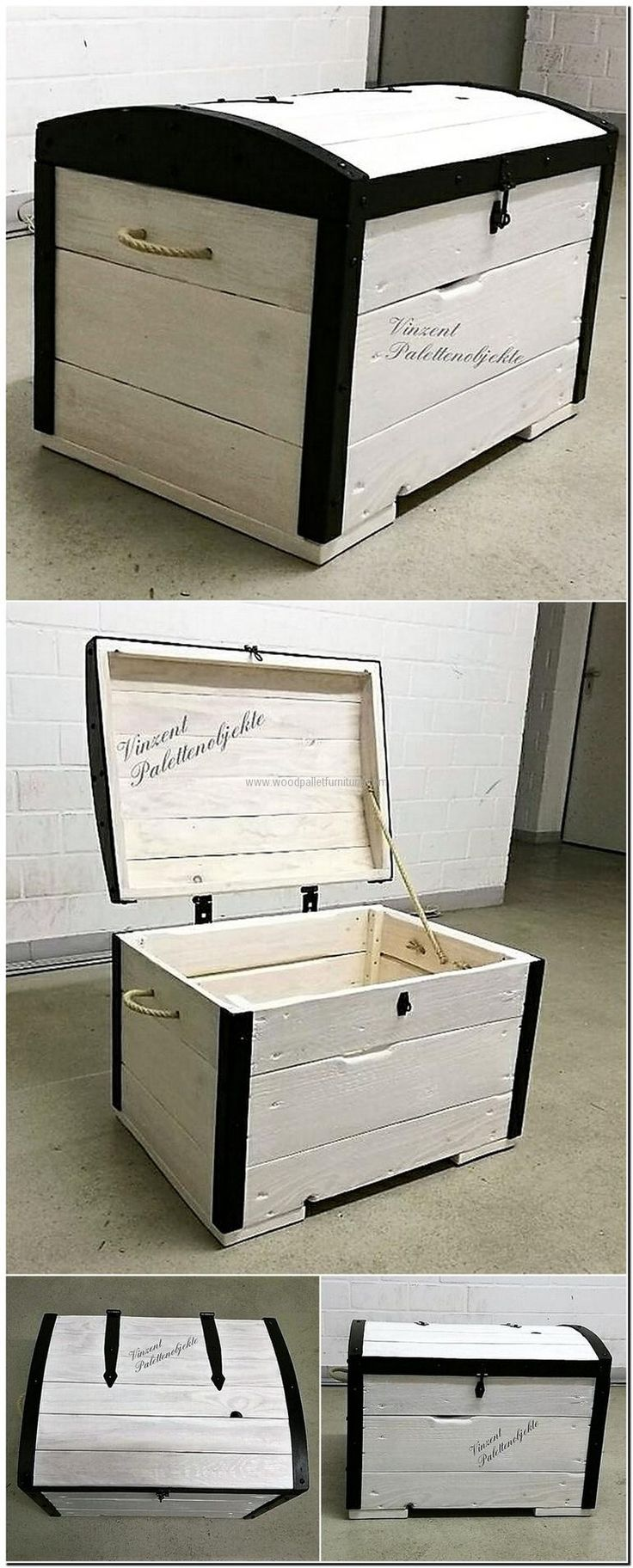 A chest box should be attractive and should be designed with a weird style because there is no place to hide it in most of the homes, it stays visible to everyone. An appealing chest box can be placed anywhere in the home as a decoration piece, so here is an attractive idea to create a chest box, which doesn't give bad look.