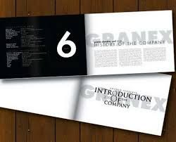 Image result for graphic design brochure examples