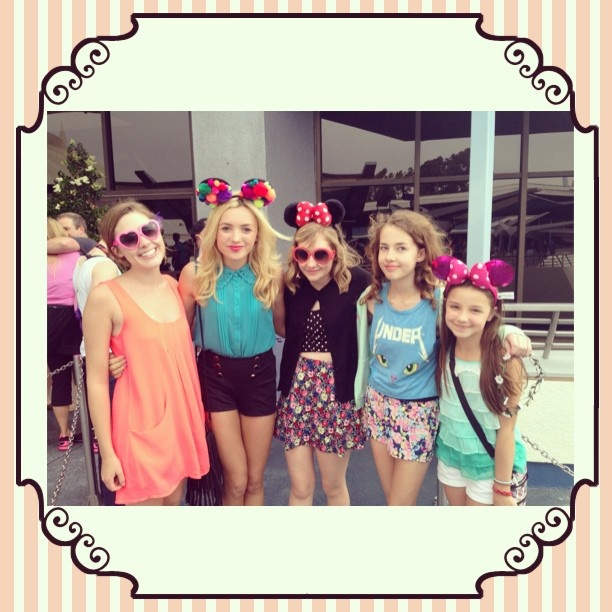 .@Emma Zangs Lala | Love these girls! @mackenzie_aladjem @Olivia H Crawford @bellahcrawford and las... |
