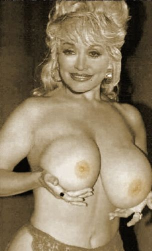 Dolly parton see topless