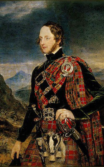Sir William Charles Ross Eben William Robertson, 1815 - 1874. National Gallery Scotland