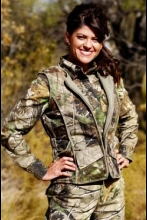 whole line of hunting clothing for women!! If only there were boots too!