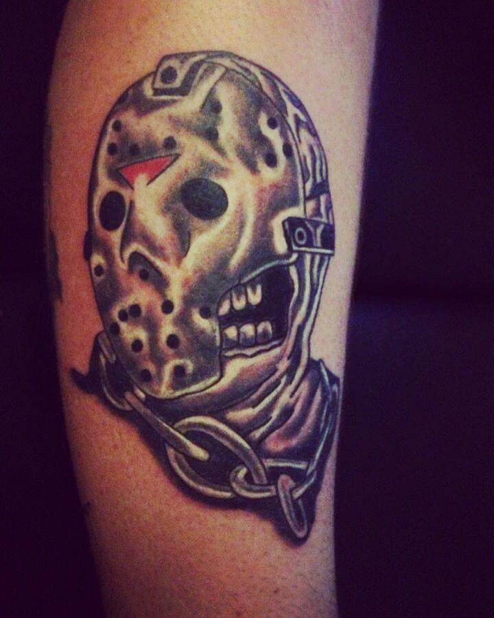 Jason tattoos