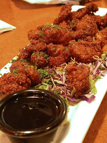 Sesame Jack Chicken Strips from TGIFriday's