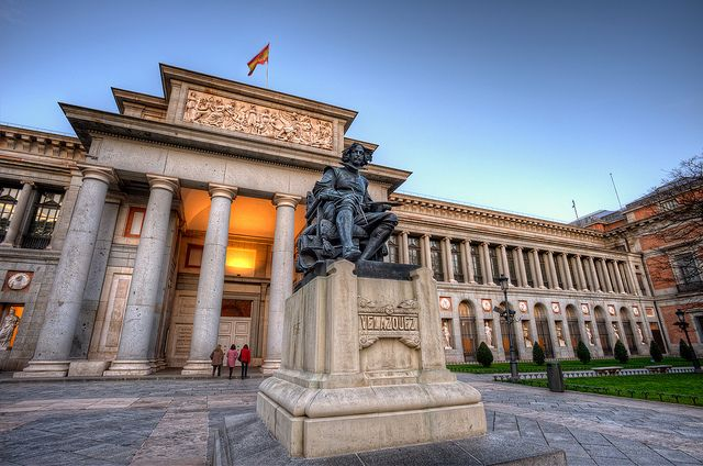 Museo del Prado, Madrid Spain