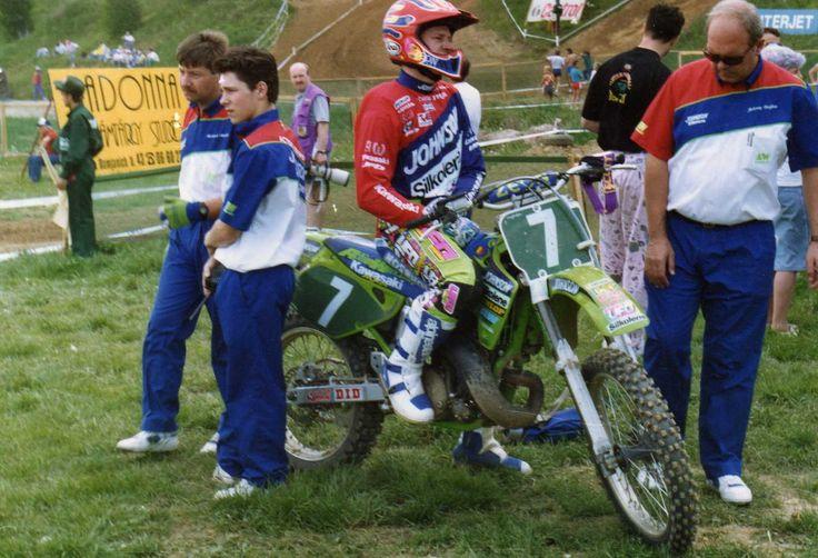 Marnicq Bervoets 1993 Hungary G.P.