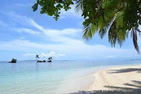 Bocas del Toro, Bastimentos Island marine park