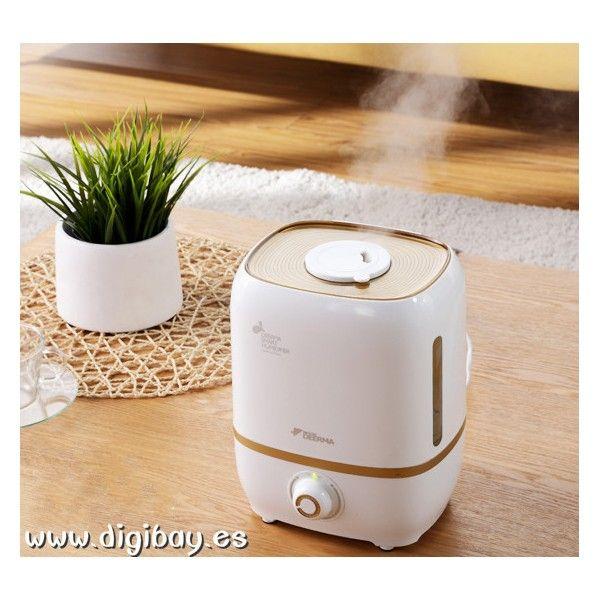 Humidificador Ultrasónico Cool Mist para Hogar 4L