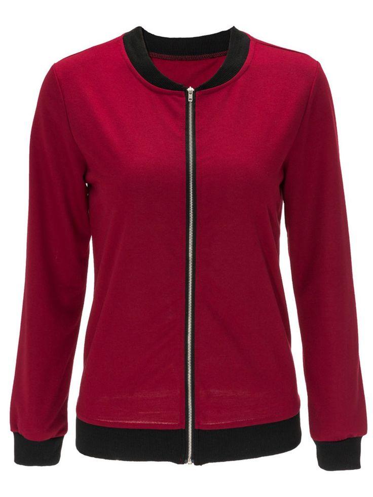 £: Basic Band Collar Jacket