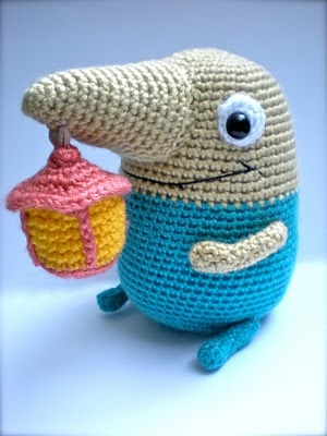 Suravi's Amigurumi Adventures: WIP Wednesday 4 - Tear Fairy Complete