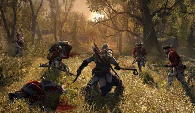 Buy Assassin's Creed 3 PC #GAME Steam