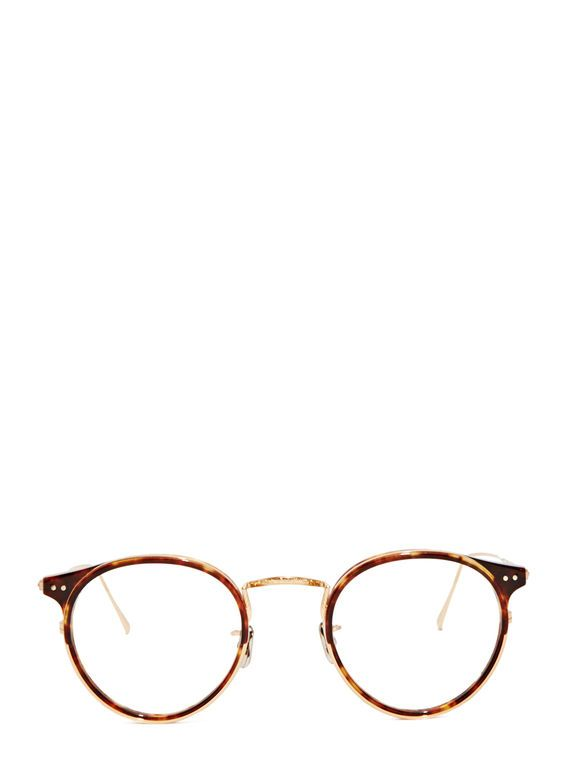 Eyevan 7285 Optical Frames Model 542 | LN-CC