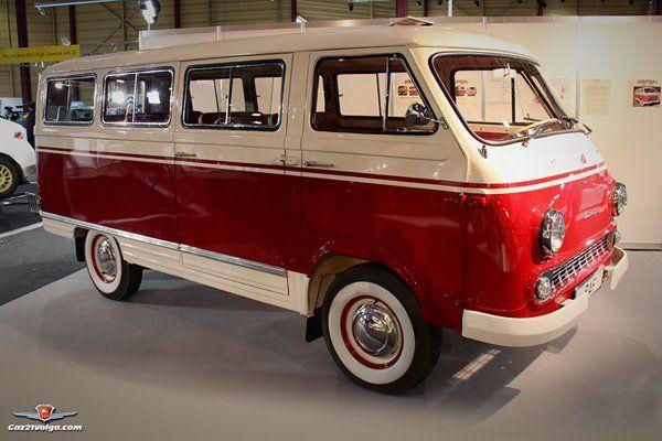 "РАФ-977ДМ ""Латвия"" 1958"