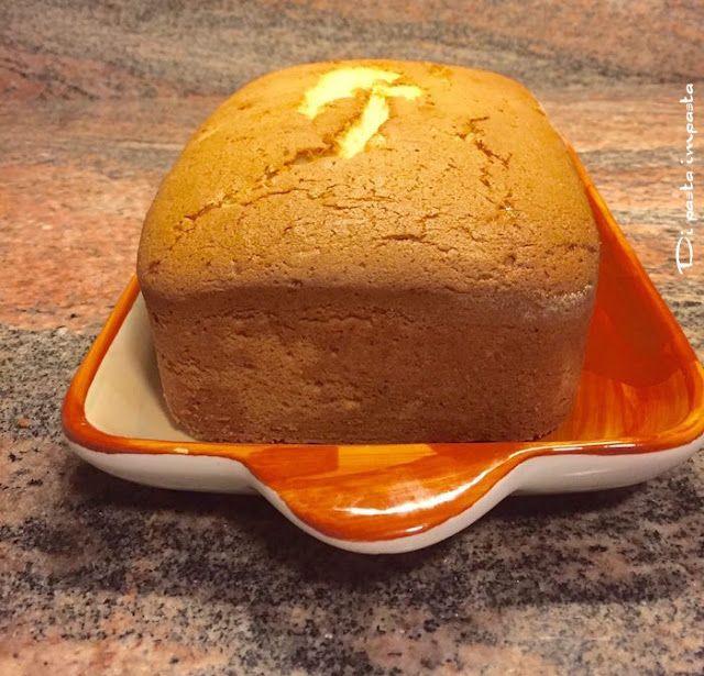 Di pasta impasta: Torta all'arancia con soli albumi