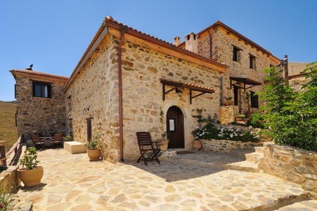Traditionele huizen Thalori | Kreta, Griekenland | Sesam Reizen