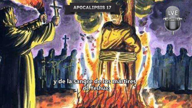"""Mira el estudio """"Apocalipsis 17 - Ha llegado el OCTAVO y el JUICIO de DIOS"""" http://youtu.be/rlg0r6z_7pg https://vimeo.com/62287369  https://www.laverdadeterna.com/"""