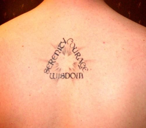 17 Best Ideas About Celtic Writing On Pinterest: 17 Best Ideas About Serenity Tattoo On Pinterest