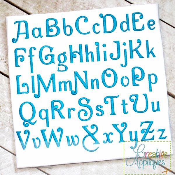 1000  ideas about embroidery alphabet on pinterest