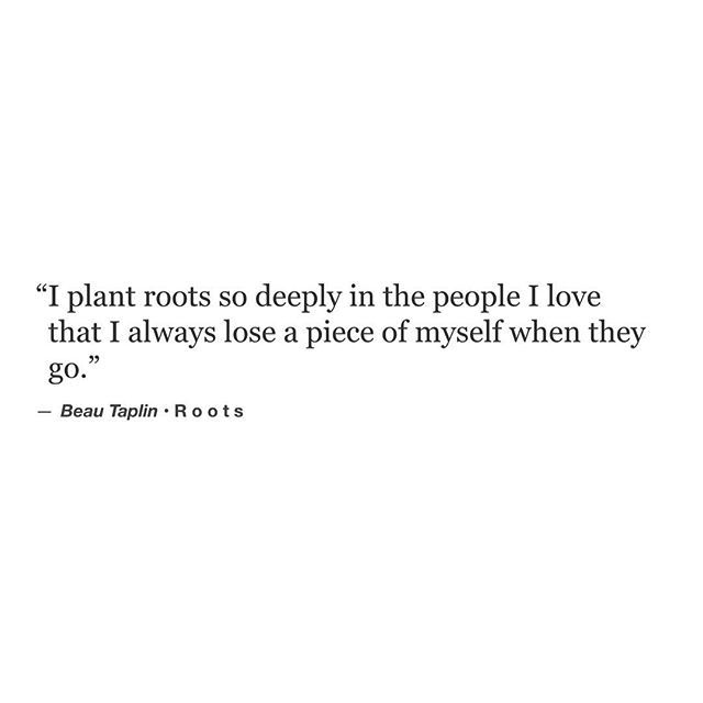 • my little book, Bloom is available via the link on the home page xo Love Beau