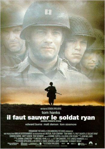 Il faut sauver le soldat Ryan - Matt Damon, Steven Spielberg, Tom Hanks, Tom Sizemore