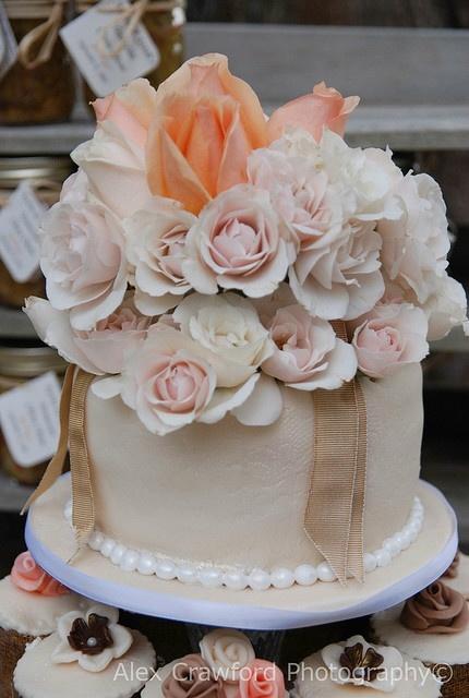 67 besten cakes shabby chic bilder auf pinterest | cupcakes