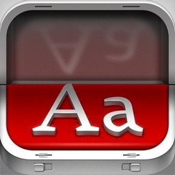 Fontcase Viewer iOS App Icon