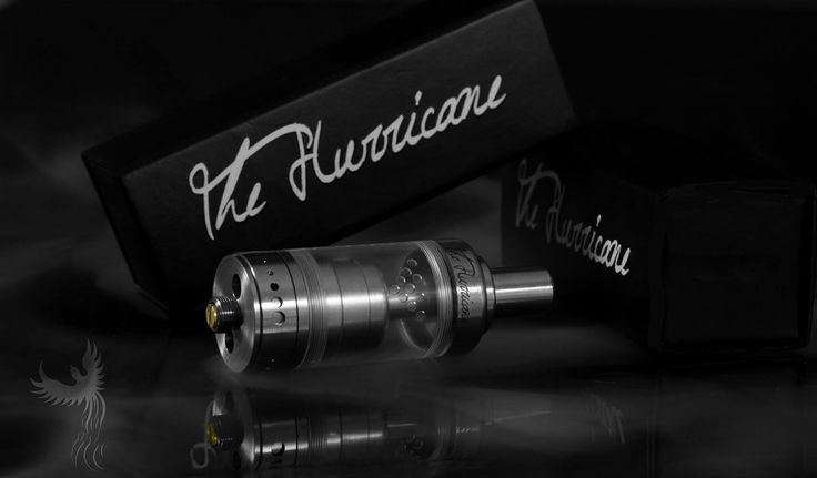 The Hurricane 1.3 by E-phoenix - Cigarettes électroniques en Suisse