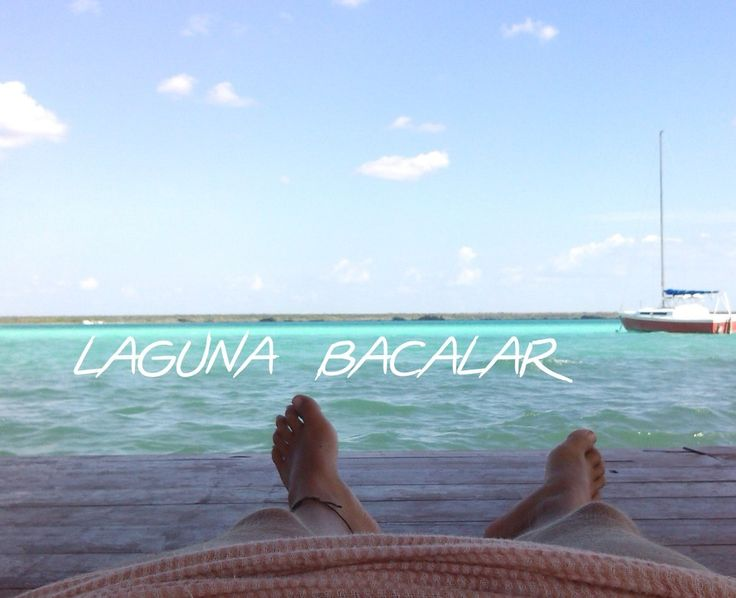On the way from the jungle towards the Mexican Carribean we stopped at a small place: Crystal clear, blue water and deep cenotes – Laguna Bacalar was a sleepy paradise for us.