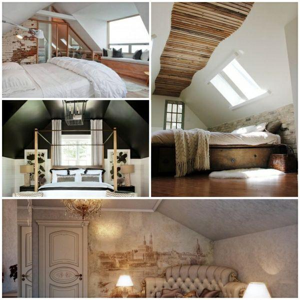 Feng Shui im Schlafzimmer Schlafzimmer ZENIDEEN ideen für - schlafzimmer ideen dachschräge