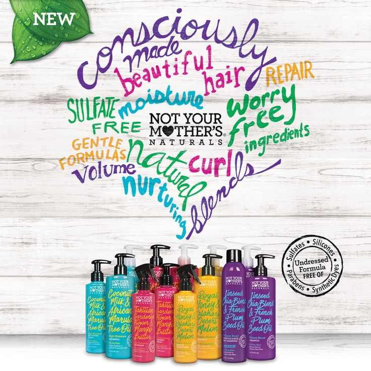 Not Your Mother S Hair Naturals Review