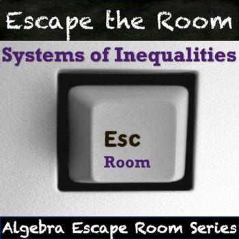 In this Systems of Linear Inequalities QR Code Activity, students find themselves inside the office of a jewelry embezzler, and must solve multiple types of inequality problems to unlock her filing cabinet and link her to the theft before time runs out!