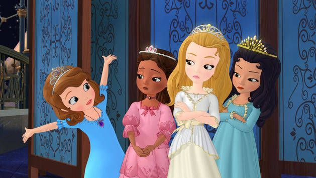 10 Lessons for Kids from 'Sofia the First'