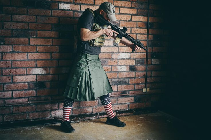 Tactical Kilt by Tactical Shit