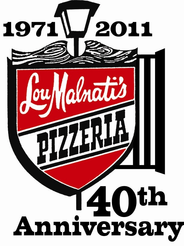 My favorite Chicago pizza is definitely Lou Malnati's.  I love their deep dish, thin crust, and house salad.