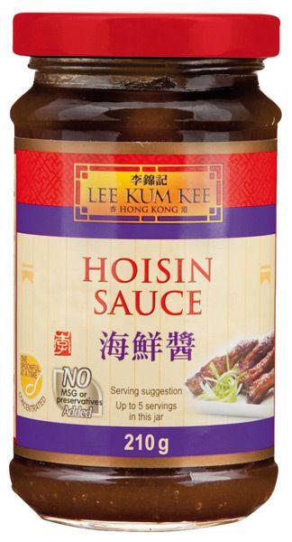molho Hoisin barbecue chines