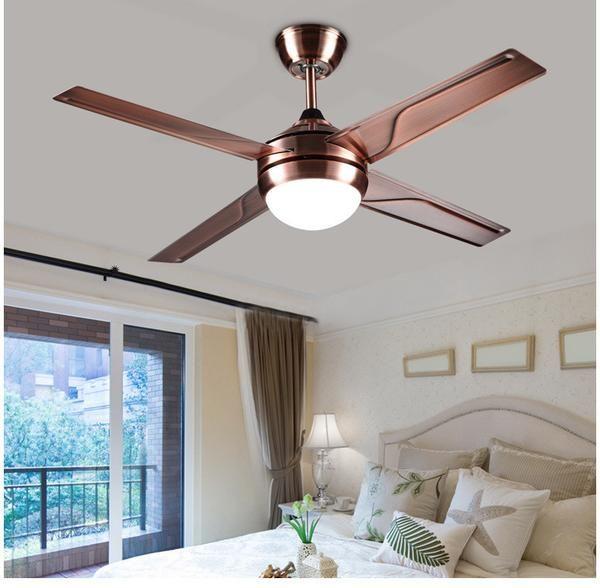 ultra quiet ceiling fan 110 240v luxury ceiling fan modern fan lamp for living room innovative ceiling lights w lights - Coole Deckenventilatoren Fr Kinder