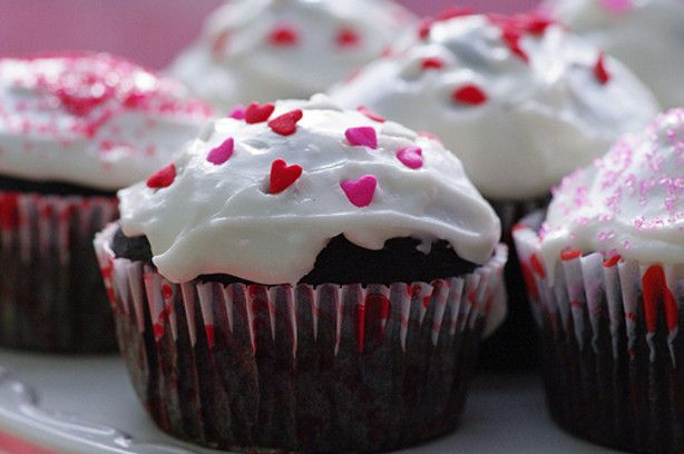 This is simple to make and has basic ingredients that you keep on hand. The vanilla frosting tastes delicious spread on cakes or whatever suits your fancy.