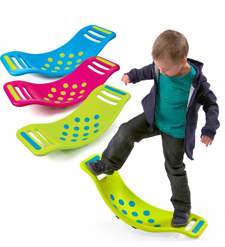 Outdoor Toys Boys Age 10 : Balance teeter provides vestibular input through movement