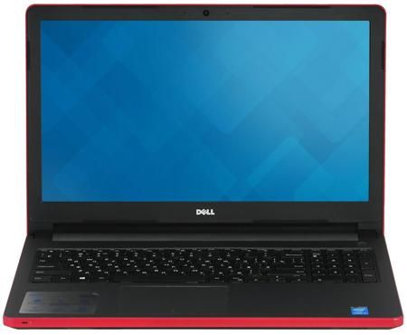 Dell Inspiron 5558-6267 (Core i3 5005U 2.0Ghz/15.6/4Gb/1Tb/DVD/GF 920M/Linux/Red)  — 31690 руб. —