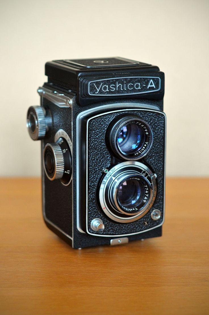 Photography by www.colinmurdochstudio.com #yashica #camera #vintage