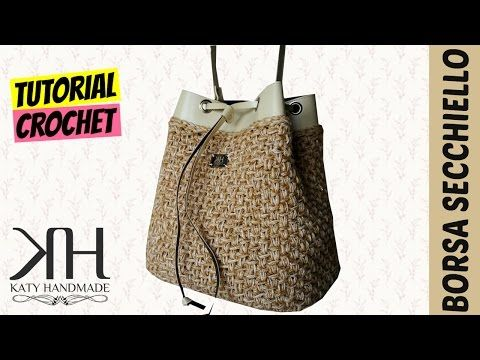 "Tutorial de crochet bolsa ""Autumn"" 