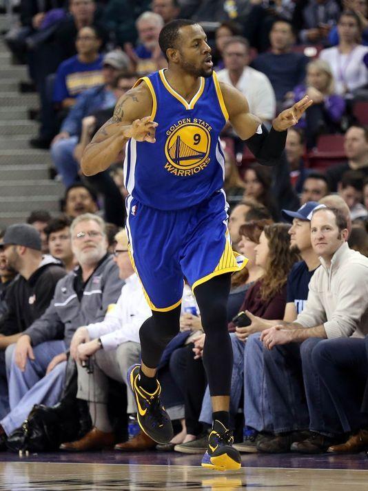 Golden State Warriors Andre Iguodala