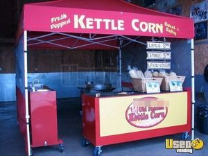 Turnkey Kettle Corn Business for Sale in New York   Kettle Corn Concession: For sale in New York, this is a complete turnkey Kettle Corn business that includes all you need to get started- just add corn. Everything is in like new condition, used very little. May purchase with or without 14' enclosed trailer for transport. See details for everything included. for Kettle Corn equipment; $10,800 if purchased with trailer.