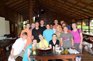 Wayzata High School Costa Rica Research 2015