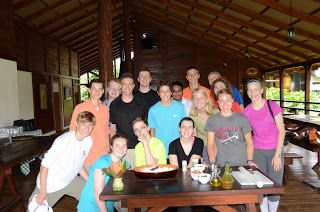 Wayzata High School Costa Rica Research 2015