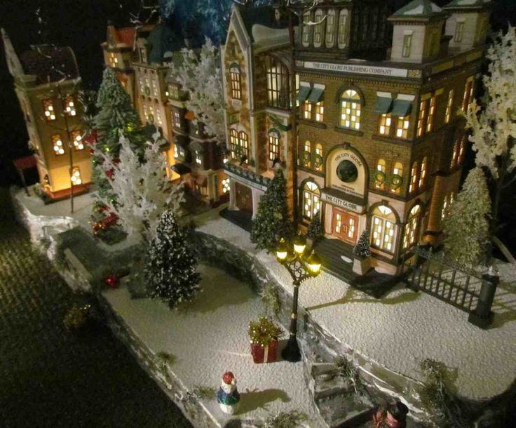 best 25 christmas village display ideas on pinterest christmas villages diy christmas. Black Bedroom Furniture Sets. Home Design Ideas